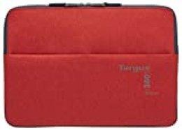 """Targus 360 Perimeter - Funda para tabletas de 14"""", Color Rojo"""