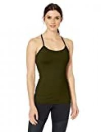Core 10 Yoga Fitted Support Tank (XS-XL, Plus Size 1x-3x) Mujer