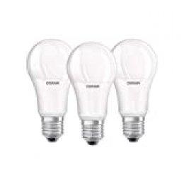 Osram 819559 Bombilla LED E27, 14 W, Blanco Frío, 3 Unidades