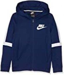 Nike B NSW Jkt Tribute Fa18 Chaqueta, Niños