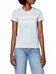 Levi's The tee Camiseta de Manga Corta para Mujer