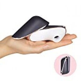 Satisfyer Pro Traveler - Estimulador de Clítoris, 1 Unidad