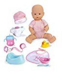 Nenuco Sara - Muñeca Bebé cuidados 11 funciones (Famosa 700015154)