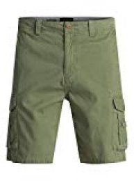 Quiksilver Crucialbattlesh M Wkst Bst0 - Pantalones Cortos Hombre
