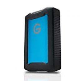 G-Technology 5 TB ArmorATD - Disco Duro Todoterreno, Resistente a Golpes y al Agua, USB-C, Thunderbolt 3