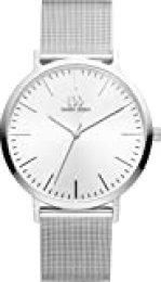 Danish Designs DZ120542 - Reloj de pulsera Hombre, Acero inoxidable, color Plata