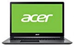 "Acer Swift 3 - Ordenador portátil de 15.6"" FullHD(AMD Ryzen 7 2700U, 8GB de RAM, 256GB SSD, Radeon RX Vega 10 Graphics, Windows 10 Home) Plata - Teclado QWERY Español"