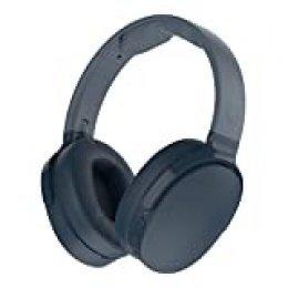 Auriculares Skullcandy Hesh 3 Over-Ear Bluetooth Inalámbricos con Micrófono Integrado, Batería de Carga Rápida con 22 Horas de Duración, Plegables, Almohadillas Memory Foam para Más Confort, Azul