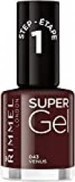 Rimmel London Super Gel Esmalte de Uñas Tono 43-47 gr