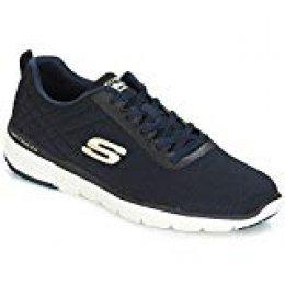 Skechers Flex Advantage 3.0-Jection, Zapatillas Deportivas para Hombre