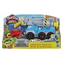 Play-Doh Camión De Cemento (Hasbro E68915L0)
