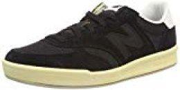 New Balance CRT300, Zapatillas para Hombre, Negro (Black/White Cj), 40 EU