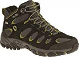 Merrell Ridgepass Thermo Mid, Zapatos de High Rise Senderismo para Hombre