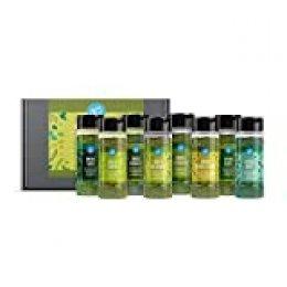 Marca Amazon - Happy Belly - Surtido de hierbas aromáticas (lote de 8)
