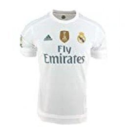 adidas Real H JSY YWC - Camiseta para niño