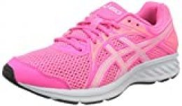 Asics Jolt 2, Sneaker Unisex-Child, Hot Pink/White, 27 EU