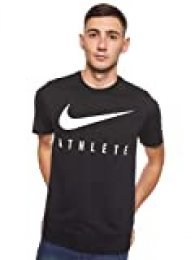 NIKE M Nk Dry tee Db Athlete Camiseta de Manga Corta, Hombre