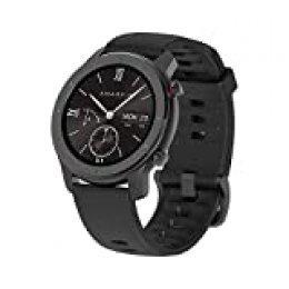 Amazfit GTR A1910 42 - Smartwatch (42 mm), color negro