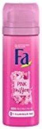 Fa - Desodorante Spray Pink Passion Mini 50ml (Pack de 12)