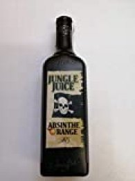 Jungle Absenta Orange Jungle - 3 botellas x 700 ml - Total: 2100 ml