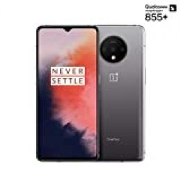 """OnePlus 7T Smartphone Frosted Silver 