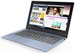 "Lenovo 120S-11IAP - Ordenador portátil 11.6"" HD (Intel Celeron N3350, 2GB RAM, 32GB EMMC, Windows 10 Home) Azul - Teclado QWERTY Español"