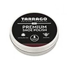 Tarrago | Premium Shoe Polish 50ml | Betún en Pasta para Zapatos Premium (Burdeos 11)