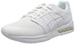 Asics GELSAGA SOU, Running Shoe Mens, White/White, 44.5 EU
