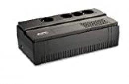 APC BV500I-GR Easy-UPS BV - Sistema de alimentación ininterrumpida (SAI), 500VA, AVR, 4 salidas Schuko