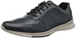 Clarks Un Tynamo Tie, Zapatos de Cordones Brogue para Hombre