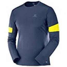 SALOMON Agile LS tee - Shirt Hombre