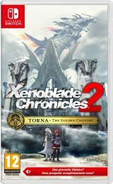 Xenoblade Chronicles 2: Torna - The Golden Country (Expansión)