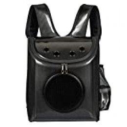 FREESOO Portador de Viaje Mochila Bolsa de Transporte para Mascotas Perros Gatos Transportín Jaula Capazos Transportadoras Impermeable Transpirable Viaje Coche Portátil para Pequeños Perros y Gatos