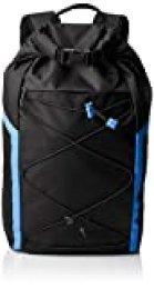 PUMA AT Shift Backpack Mochilla, Mujeres, Black-Blue Glimmer, OSFA