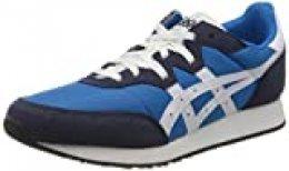 Asics TARTHER OG, Running Shoe Mens, Directoire Blue/White, 42 EU