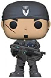 Funko- Pop Vinilo: Gears of War S3: Marcus Figura Coleccionable, Multicolor (37419)