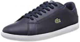 Lacoste Graduate BL 1 SFA, Zapatillas para Mujer, Azul (Nvy/Wht 092), 35.5 EU