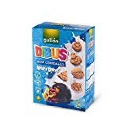 Gullón - Galletas cereales Dibus Mini Angry Birds 250g