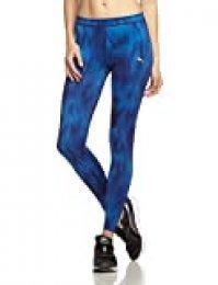 PUMA Hose Gym RCVR Power Long Tights - Prenda, Color Azul (Blueprint-Graphic), Talla s