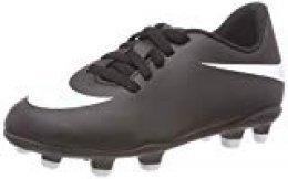 Nike JR Bravata II FG - Zapatillas de fútbol, Unisex Infantil