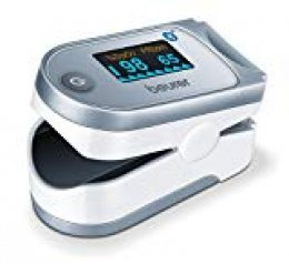 Beurer IPO 61 BT Pulsioxímetro de dedo con Bluetooth - 78 g