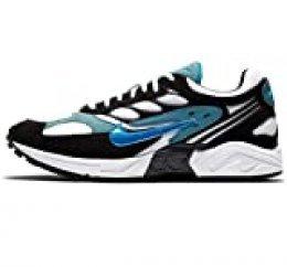 Nike Air Ghost Racer, Zapatillas para Correr para Hombre, Black Photo Blue Mineral Teal Black, 40 EU