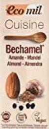 EcoMil Cousine Bechamel, Bechamel para cocinar- Pack de 12 unidades de 200 ml