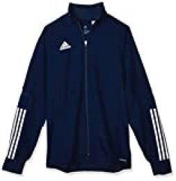 adidas CON20 PRE JKT Chaqueta de Deporte, Hombre, Team Navy Blue/White, S