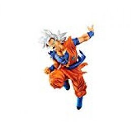 Bandai- Transcendence Art Dragon Ball Estatua Son Goku Ultra Instinct, Multicolor, Talla Única (Banpresto BANP82742)