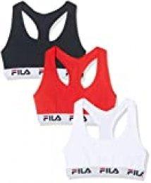 Fila Sujetador deportivo para Mujer (pack de 3)