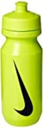 Nike Big Mouth Bottle 2.0 22 Oz / 650ml bidón de Agua, Color Atomic Green/Atomic Green/Black, tamaño Talla única