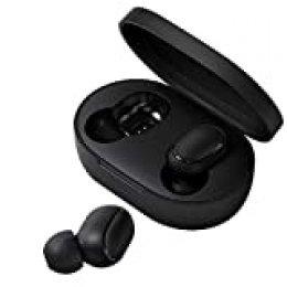 Xiaomi Earbuds Basic negro Auriculares inalámbricos bluetooth in-ear con estuche de carga