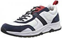 Tommy Hilfiger Fashion Mix Sneaker, Zapatillas para Hombre