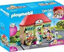 PLAYMOBIL City Life Mi Floristería, A partir de 4 años (70016)